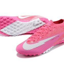 Nike Vapor 13 Elite TF Pink Red White Football Boots