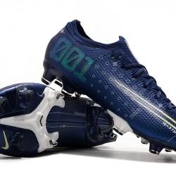 Nike Dream Speed Mercurial Vapor 13 Elite FG Deep Blue White Football Boots