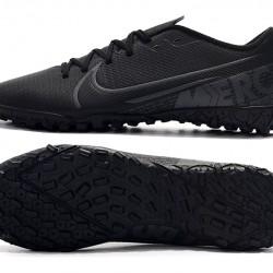 Nike Mercurial Vapor 13 Academy TF All Black Football Boots