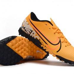 Nike Mercurial Vapor 13 Academy TF Black Orange Football Boots