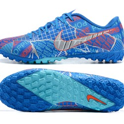 Nike Mercurial Vapor 13 Academy TF Blue Deep Blue Black Football Boots