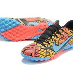 Nike Mercurial Vapor 13 Academy TF Blue Orange Black Football Boots