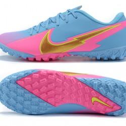 Nike Mercurial Vapor 13 Academy TF Blue Pink Football Boots