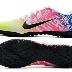 Nike Mercurial Vapor 13 Academy TF Green Pink Black Football Boots