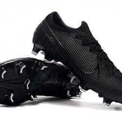 Nike Mercurial Vapor 13 Elite FG All Black Football Boots