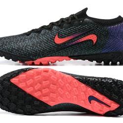 Nike Mercurial Vapor 13 Elite SE TF Low Mens Pink Black Blue Football Boots
