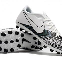 Nike Vapor 13 Academy AG-R Grey White Black Football Boots