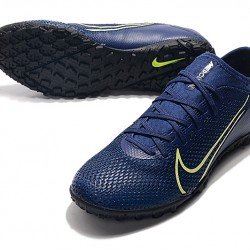 Nike Vapor 13 Pro TF Deep Blue Green Football Boots