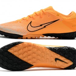 Nike Vapor 13 Pro TF Orange Grey Black Football Boots