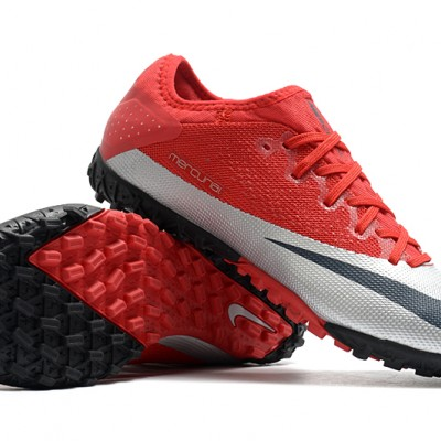Nike Vapor 13 Pro TF Red Silver Black Football Boots