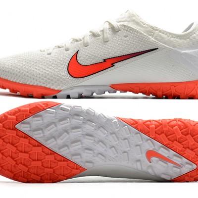Nike Vapor 13 Pro TF White Orange Blue Football Boots