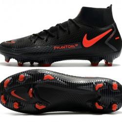 Nike Phantom GT Elite Dynamic Fit FG Black Orange Football Boots