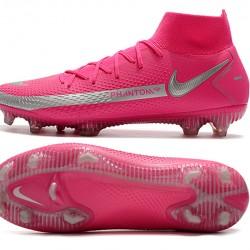 Nike Phantom GT Elite Dynamic Fit FG Peach Silver Football Boots
