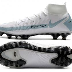 Nike Phantom GT Elite Dynamic Fit FG White Blue Black Football Boots