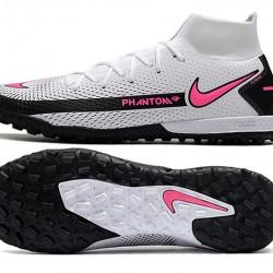 Nike Phantom GT Elite Dynamic Fit TF Black Pink White Football Boots