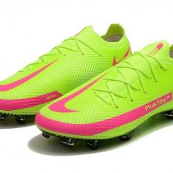 Nike Phantom GT Elite FG Green Black Peach Football Boots