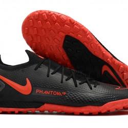 Nike Phantom GT Elite TF Black Orange Football Boots