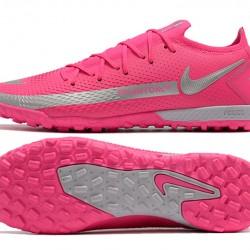 Nike Phantom GT Elite TF Peach Silver Football Boots
