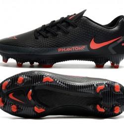 Nike Phantom GT FG Black Orange Football Boots