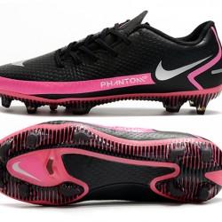Nike Phantom GT FG Black Purple Football Boots