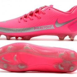 Nike Phantom GT FG Purple Silver Football Boots