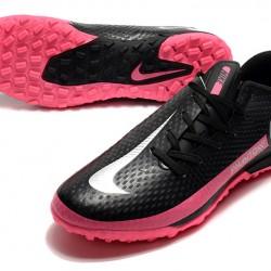 Nike Phantom GT TF Black Peach Football Boots