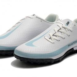 Nike Phantom GT TF Grey Blue Football Boots