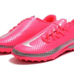 Nike Phantom GT TF Peach Silver Football Boots