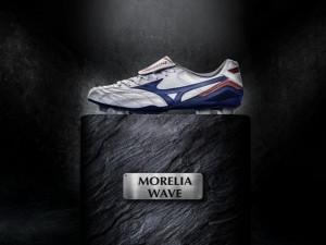 Mizuno Morelia Wave Football Boots Launches A Reissue Version
